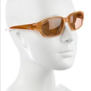 D&G Tinted Resin Sunglasses
